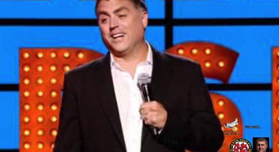 Yuk Yuk's Comedy Fundraiser – Featuring Sean Collins