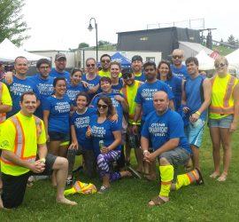 Ottawa Dragon Boat Transit Teams Annual Social