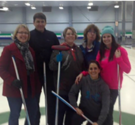 CASUAL CURLING FOR A CAUSE LEAGUE