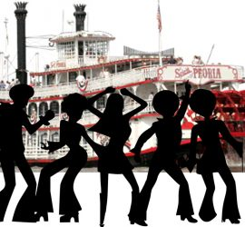 """FLEET OF FOOTE PRESENTS """"ROCK THE BOAT"""" 25TH ANNIVERSARY PARTY"""