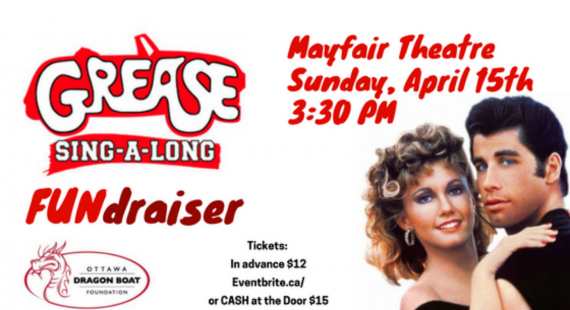 SING-A-LONG GREASE AT THE MAYFAIR THEATRE