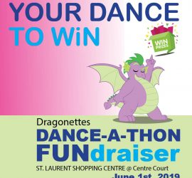 DRAGONETTES DANCE-A-THON