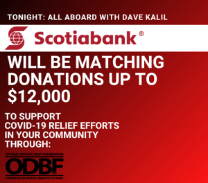 Scotiabank Donations