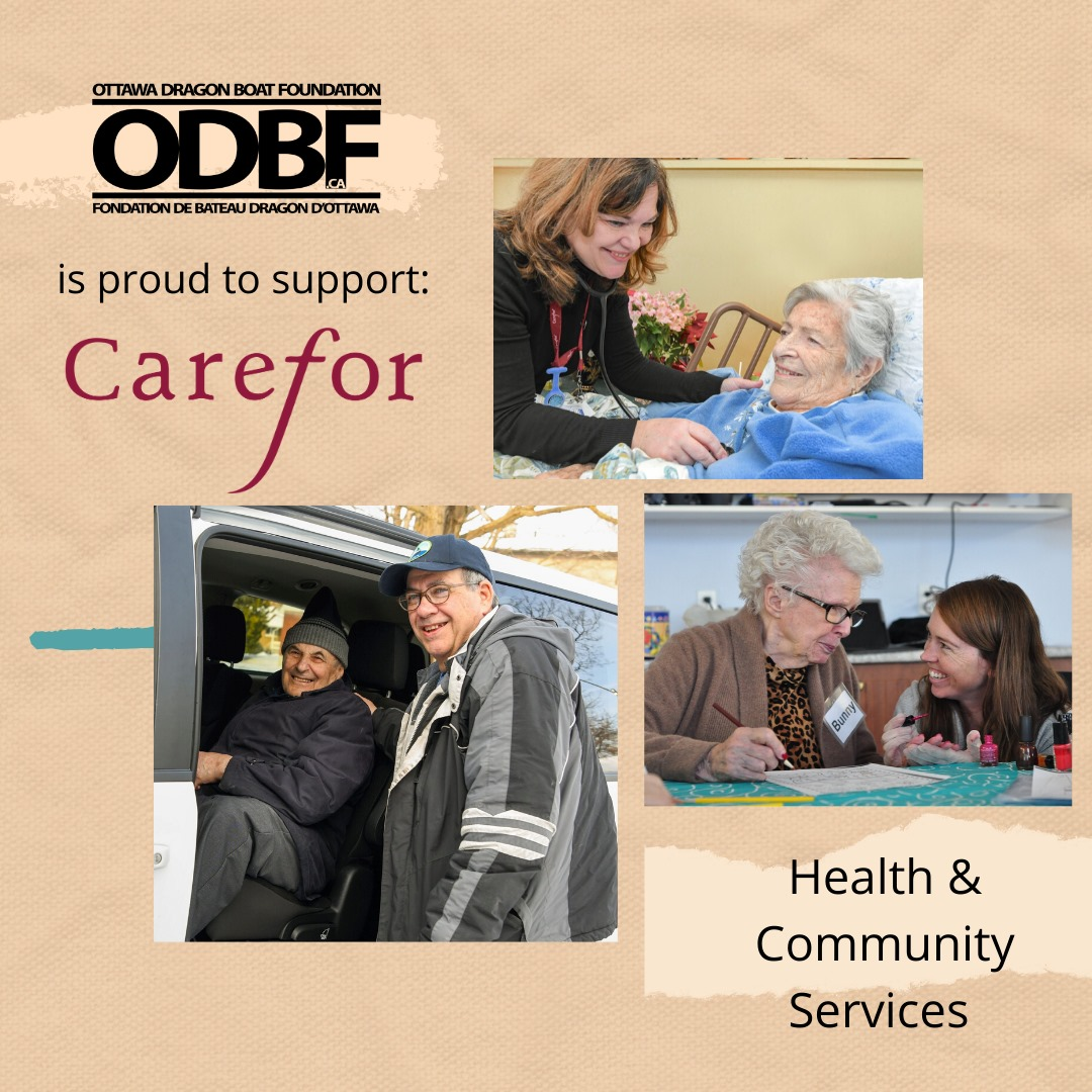ODBF ANNOUNCES A $5,000 DONATION TO CAREFOR HEALTH & COMMUNITY SERVICES