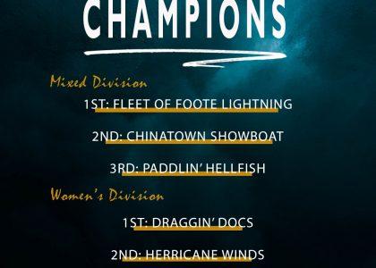 ODBF PLEDGE CHALLENGE CHAMPIONS SHOW TREMENDOUS SPIRIT AND ENERGY!