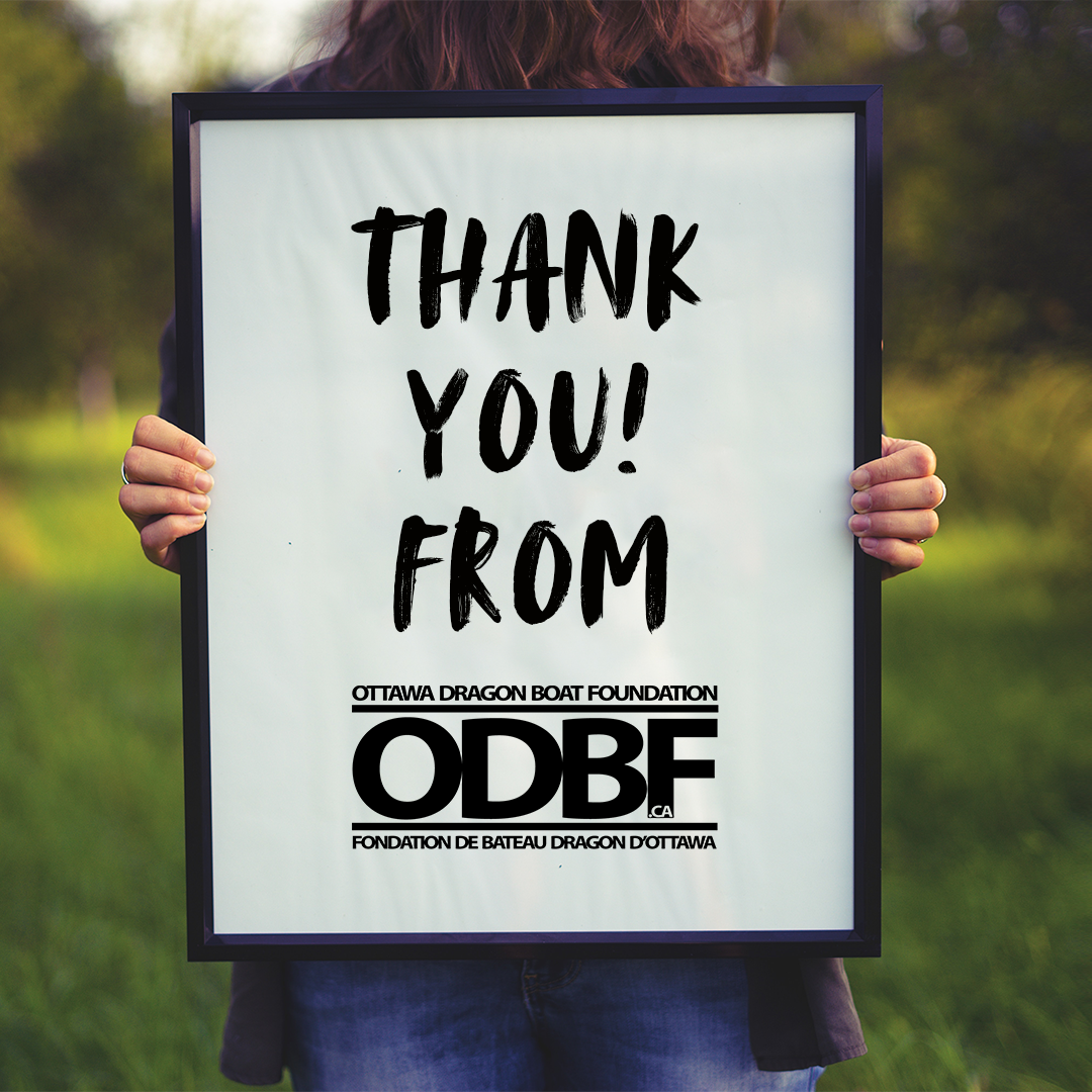 THANK YOU! ODBF REACHES ITS 2020 FUNDRAISING GOAL!