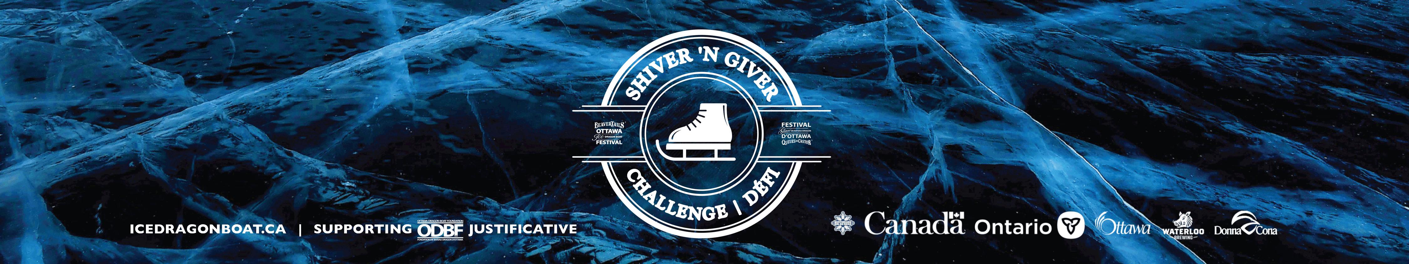SHIVER 'N GIVER VIRTUAL CHALLENGE