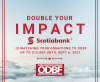 SCOTIABANK MATCHING DONATIONS TO THE ODBF PLEDGE CHALLENGE